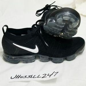 Nike Vapormax Flyknit 2 Air Black White 942843-001